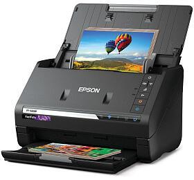Epson FastFoto FF-680W, A4, 600 dpi,USB,LAN,Wi-Fi (B11B237401) - Epson