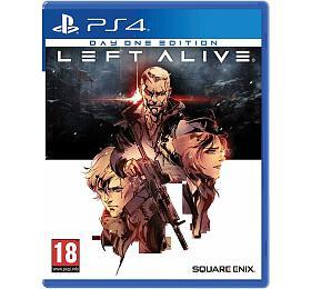 PS4 - LEFT ALIVE - WARNER BROS