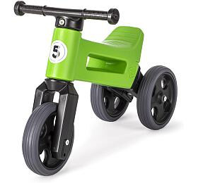 Odrážedlo Funny Wheels Rider Sport 2v1 zelené - Funny Wheels