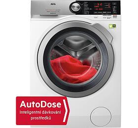 Pračka AEG ÖKOMix® L8FBC69SCA AutoDose - AEG