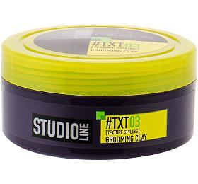 Vosk na vlasy L´Oréal Paris Studio Line, 75 ml (Grooming Clay) - L´Oreal ParisA