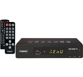 Set-top box Maxxo DVB-T2 H.265 SENIOR - MAXXO