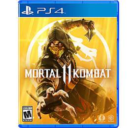 Hra pro PS4 WARNER BROS. Mortal Kombat XI hra PS4 - WARNER BROS