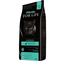 Fitmin cat For Life Castrate - 400 g - FITMIN