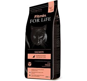 Fitmin cat For Life Salmon - 400 g - FITMIN