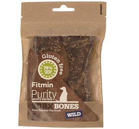 Fitmin dog Purity Snax BONES wild 2 ks - FITMIN