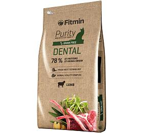 Fitmin cat Purity Dental - 1,5 kg - FITMIN