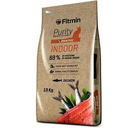 Fitmin cat Purity Indoor - 10 kg - FITMIN
