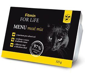 FFL cat MENU meat mix 325g Fitmin - FITMIN