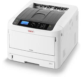 Tiskárna OKI C834nw A4/A3 - 36/20ppm, ProQ2400, USB, LAN, WIFI (47074214) - OKI