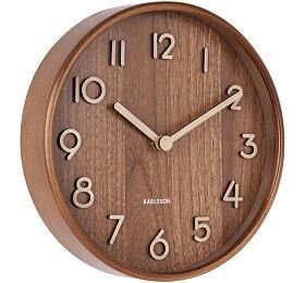 Designové nástěnné hodiny 5808DW Karlsson 22cm - Karlsson