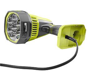 Ryobi R18SPL-0, aku 18 V LED bodová svítilna ONE+(bez baterie a nabíječky) - Ryobi