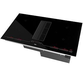 Indukční deska s odsavačem par AirForce Centrale On-Board 90 G5 Flex - AirForce
