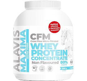 ALAVIS Maxima Whey Protein Concentrate 80% 2200g - Alavis
