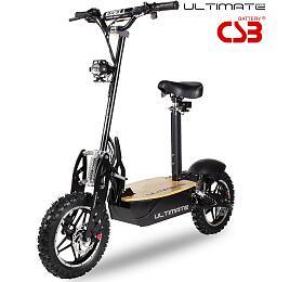 Elektrická koloběžka 1800W Ultimate CSB černá Ultimate Racing - Ultimate Racing