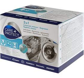 Odstraňovač vodního kamene, odmašťovač a dezinfekční přípravek Candy CDP1012 pro pračky a myčky - Candy