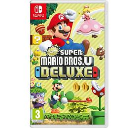 HRA SWITCH New Super Mario Bros U - Nintendo