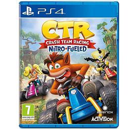 Hra na PS4 Crash Team Racing: Nitro Fueled - Activision