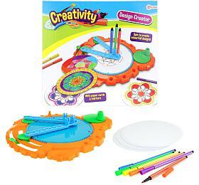Kreativní sada inspiro plast v krabici 28x26x4,5cm - Teddies