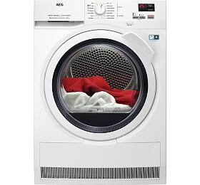 Sušička prádla AEG T8DBK68WC - AEG