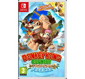 HRA SWITCH Donkey Kong Country Freeze - Nintendo