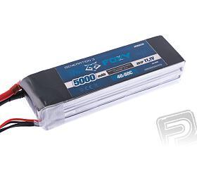 FOXY G3 Li-Po 5000mAh/11,1V 40/80C 55,5Wh - FOXY