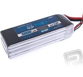 FOXY G3 -Li-Po 5000mAh/14,8V 40/80C 74,0Wh - FOXY
