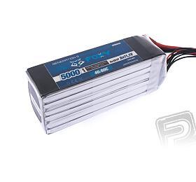 FOXY G3 - Li-Po 5000mAh/22,2V 40/80C, 111Wh - FOXY