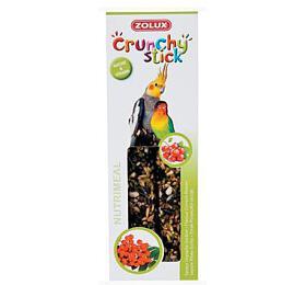 Crunchy Stick Large parakeet Rybíz/Jeřabiny 2ks Zolux - ZOLUX