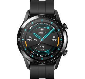 Chytré hodinky Huawei Watch GT 2, černé - HUAWEI