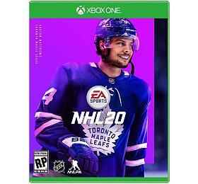 Hra na Xbox One NHL 20 - EA Games
