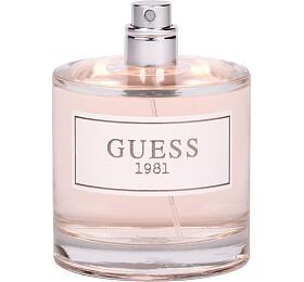 Toaletní voda GUESS Guess 1981, 100 ml (tester) - Guess