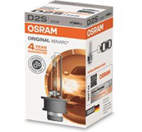 OSRAM xenonová výbojka D2S XENARC 12/24V 35W P32d-2 4300K živ.3000h (Krabička 1ks) (66240) - OSRAM