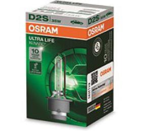 OSRAM xenonová výbojka D2S XENARC ULTRALIFE 12/24V 35W P32d-2 4300K živ. až 300000 km (Krabička 1ks) (66240ULT) - OSRAM