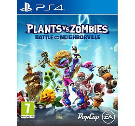 PS4 - PLANTS VS ZOMBIES: BATTLE FOR NEIGHBORVILLE - ELECTRONIC ARTS