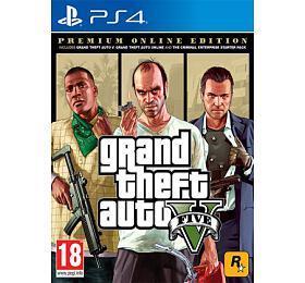 PS4 - Grand Theft Auto V Premium Edition - TAKE 2