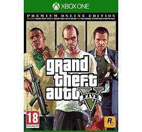 XOne - Grand Theft Auto V Premium Edition - TAKE 2