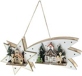 Vánoční osvětlení Retlux RXL 313 hvězda padající 10LED WW - Retlux