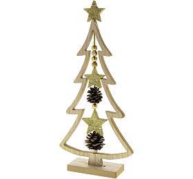 Vánoční osvětlení Retlux RXL 314 strom dřevěný 7LED WW - Retlux