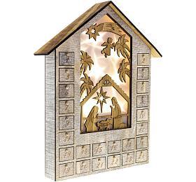 Vánoční osvětlení Retlux RXL 344 advent.kal. dř. 10LED WW - Retlux