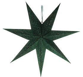 Vánoční osvětlení Retlux RXL 337 hvězda zelená 10LED WW - Retlux