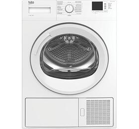 Sušička prádla BEKO HDF7412CSRX SLIM - BEKO