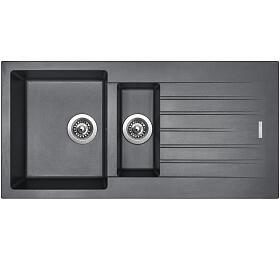 Sinks PERFECTO 1000.1 Titanium - Sinks