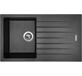 Sinks PERFECTO 860 Metalblack - Sinks