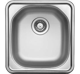 Sinks COMPACT 435 V 0,5mm matný - Sinks