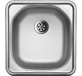 Sinks COMPACT 435 M 0,5mm matný - Sinks