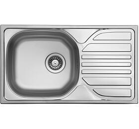 Sinks COMPACT 760 V 0,5mm matný - Sinks