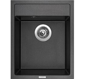 Sinks CLASSIC 400 Metalblack - Sinks