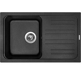 Sinks CLASSIC 740 Metalblack - Sinks