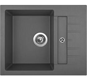 Sinks CRYSTAL 615 Titanium - Sinks